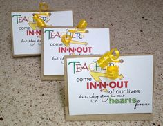 Luncheon Invitations for Teachers | Teacher Appreciation~ Day 1 | Simply Sweet Parties