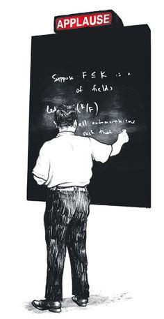 illustration by David Foldvari