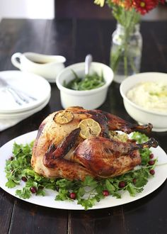 Thanksgiving Turkey Recipe and Ideas