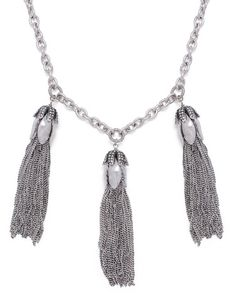 Martagon Necklace by JewelMint.com ❤️ I've been looking for a necklace like this! Score!