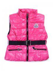 f884ab582f06 Soldes Enfants Moncler Pas Cher Vestes En Duvet Rose Gilet Rose, Wholesale  Designer Handbags,