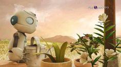 Changing Batteries - The Saddest Story 3D Animation Get #Batteries At http://www.BatteriesAndButter.com