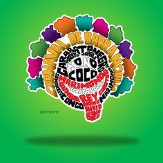 Diseño #Carnaval de #Barranquilla 2013