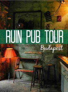 Ein absolutes Must Do: Auf Ruin Pub Tour in Budapest lernst Du die versteckten Ecken der Stadt kennen. Die besten Bars & Tipps findest Du in diesem Artikel.