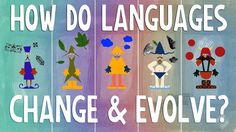 TED ED video: The Geography of Language