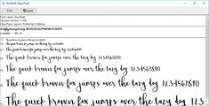 25 tips and tricks for the Cricut Explore Air 2 Beginner how to install fonts to your computer