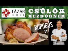 Ropogós csülök kezdőknek - YouTube French Toast, Turkey, Breakfast, Youtube, Food, Morning Coffee, Turkey Country, Essen, Meals