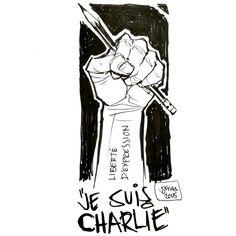 Je suis Charlie par guinnessyde
