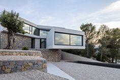 Gallery of Casa a l'aspre / nomarq   estudi d'arquitectura - 1