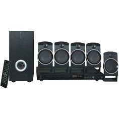 Karaoke Machine Audio Entertainment System Speakers Dvd Memory Usb Mp3 Player…