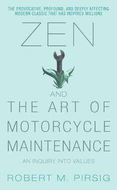 motorcycle maintenance essay