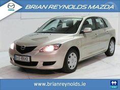 Mazda Mazda3 1.4 TOURING 5DR HATCH (2004)  €3950