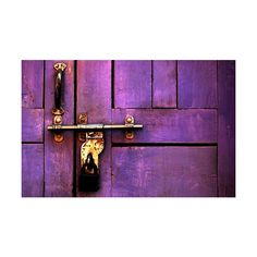 The Colour Blog ❤ liked on Polyvore featuring backgrounds, pictures, purple, photos and doors