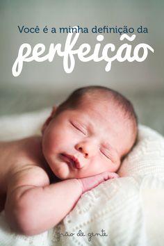 É tanto amor, que é quase impossível definir! A verdadeira perfeição! #maternidade #bebes #gravidez #quartodebebe Instagram Highlight Icons, Good Vibes, Instagram Story, Parenting, Baby, Pregnancy Tips, 1st Time Moms, Baby Announcements, Flower Tutorial