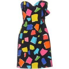 Moschino Couture Short Dress