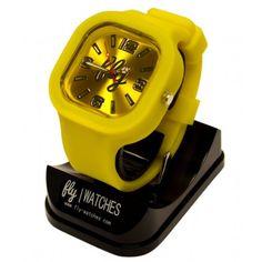 Fly Youthful Yellow LED Watch 2.0 $40