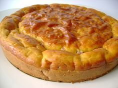 Quiches, Easy Cooking, Cooking Recipes, Appetizer Recipes, Appetizers, Cake Recipes, Dessert Recipes, Salty Foods, Portuguese Recipes