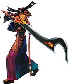 Final Fantasy X-2: Yuna - Samurai