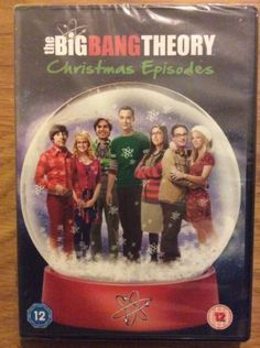 The big bang #theory #christmas episodes dvd new #sealed free uk post,  View more on the LINK: http://www.zeppy.io/product/gb/2/191804398579/