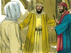 Free Bible images: Free Bible illustrations at Free Bible images of Jesus appearing to two disciples as they travel on the road to Emmaus, then His appearance to the disciples in a locked room. Walk To Emmaus, Road To Emmaus, Jesus Pictures, Pictures To Draw, Art Pictures, Free Bible Images, Luke 24, Bible Illustrations, Biblical Art