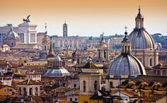 Roma es una ciudad donde la historia y el arte se respiran encada rincón. Hemos elegido cinco lugares que te permitirán disfrutar de la Ciudad Eterna.