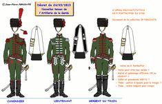 Guardia Reale artiglieria a cavallo 1813