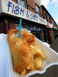 """Portuguese-Jewish exiles turned """"Fish with Chips"""" into the British national dish"""