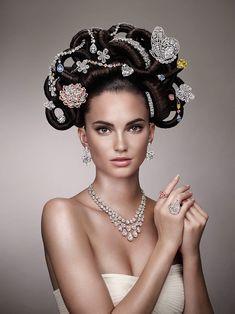 Half a Billion Dollars worth of Jewels, gotta feel like a princess!