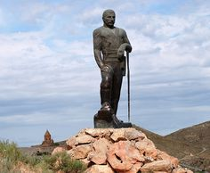 Gevork Chavoush - Legendary fedayi famous for his courage and valor in the…