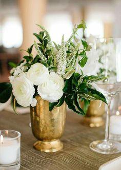 Do white vases instead of gold