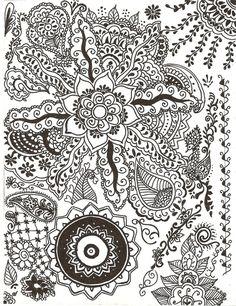 Henna_Designs_in_Ink_by_FlyGirlPml.jpg 785×1 018 píxeis
