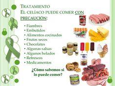 q alimentos no pueden comer los celiacos