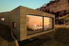 Το γυάλινο σπίτι Skolix κερδίζει τις εντυπώσεις με το ελικοειδές σχήμα του, έργο της αρχιτεκτονικής ομάδας DECA Architecture.