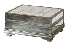 Uttermost Trory Mirrored Decorative Box - 19545