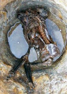 Un análisis reciente revela que los británicos momificaban a sus muertos en la Edad del Bronce