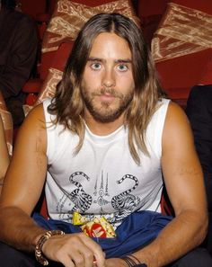 Pin for Later: 11 Celebrities Who Never Seem to Age Jared Leto — 2004