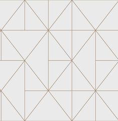 WonderWall Exclusive Wallpaper | Apex Prism Stone/Copper | 41101