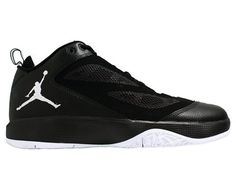 The Jordan 2011 Q Flight Mens Basketball Shoe offers a revolutionary fit and feel. Designed with the same silhouette and as the popular Air Jordan 2011, the Q flight offers even better comfort and cushioning with its low cut construction. Black / White