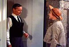 'The Sound of Music'. Maria arrives at the von Trapp mansion.