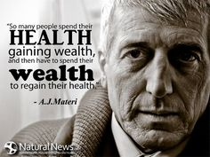 Invest wisely in your health! http://www.naturalnews.com