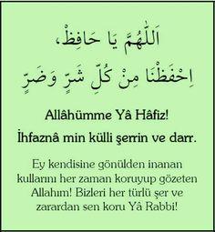 Korunma duası