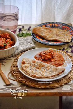 Hyderabadi Dum Chicken is a rich and flavorful curry which has a thick gravy made by cooking fried onions, yoghurt, cashew paste and many other spices on low heat till everything is blended togethe…