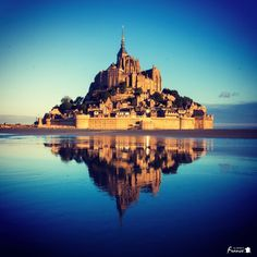 #8: No caption needed: the amazing Mont Saint Michel