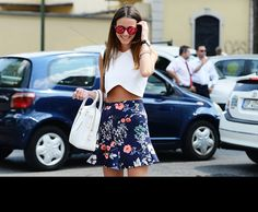 Allwomenstalk Streetstyle brings you the latest street style looks, latest fashion influencers' photos, and street style inspiration hot off the prress. Moda Outfits, Cute Outfits, Style Casual, Style Me, Quoi Porter, Look Chic, Inspired Outfits, Mode Style, Spring Summer Fashion
