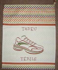 para guardar tênis
