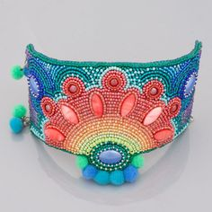 Captain Hat, Handmade Jewelry, Beads, Instagram Posts, Videos, Fashion, Carnival, Beading, Jewels