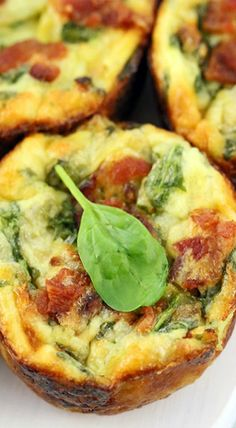 Muffin Pan Quiches