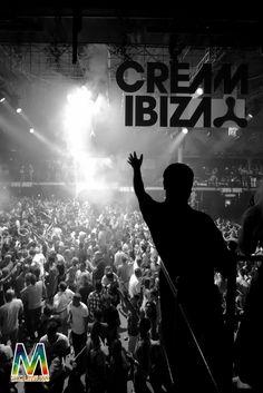 Cream Opening @ Amnesia, Ibiza, Summer 2012.