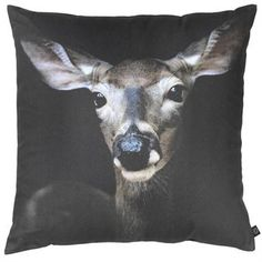 By Nord cushion 50x50 cm - deer  - By Nord Copenhagen