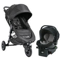 The Evenflo Platinum Invigor8 Jogging Stroller Is A Be